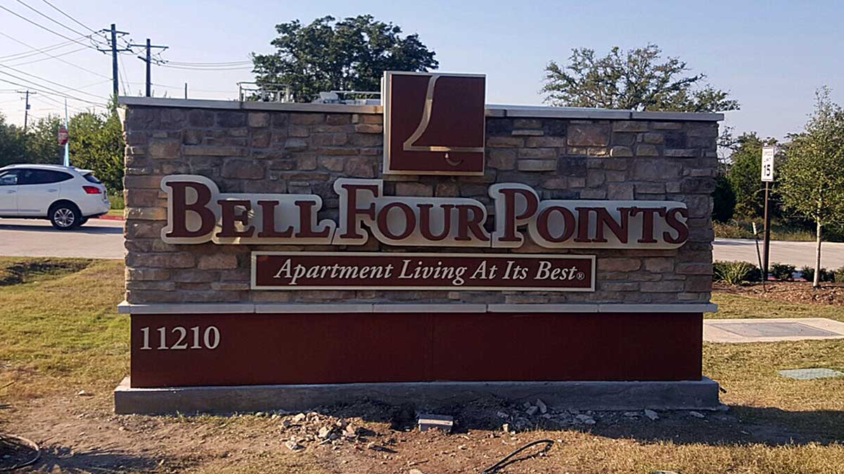 Bell Four Points Apartments
