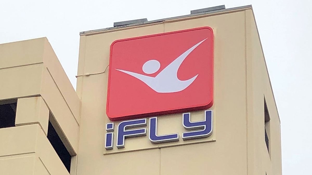 IFly Sign