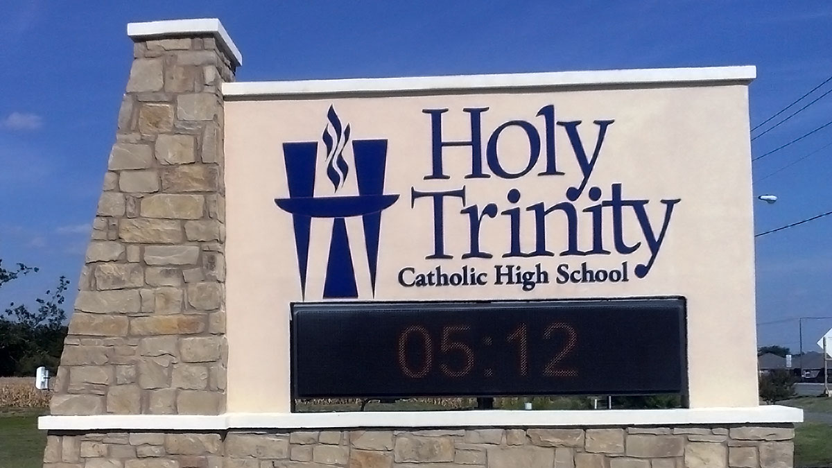 Holy Trinity Catholic High School