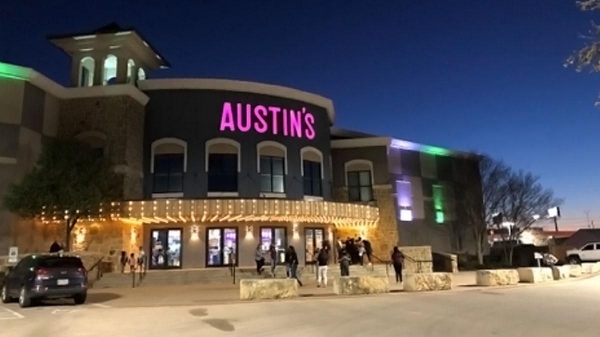 Beloved Austin Establishment Gets Exciting New Sign Changes